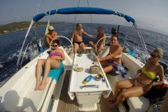 navigazione e relax