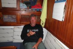 il capitano riposa