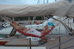la dura vita di bordo