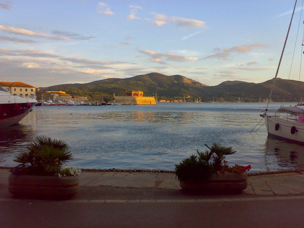 Arcipelago Toscano a vela, l' Elba è l'isola principale